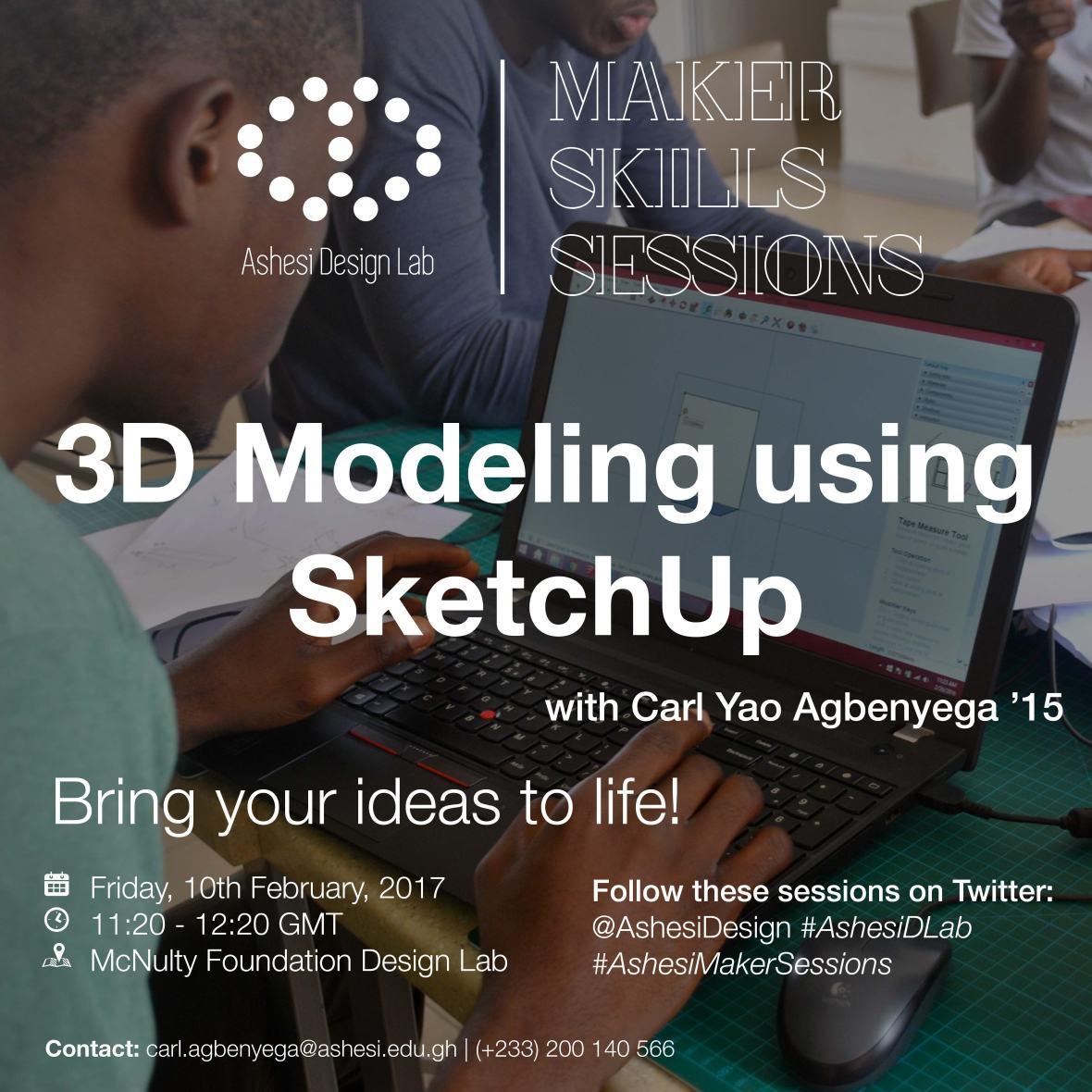 ashesi-dlab-maker-skills-sessions-3d-modeling-with-sketchup-01